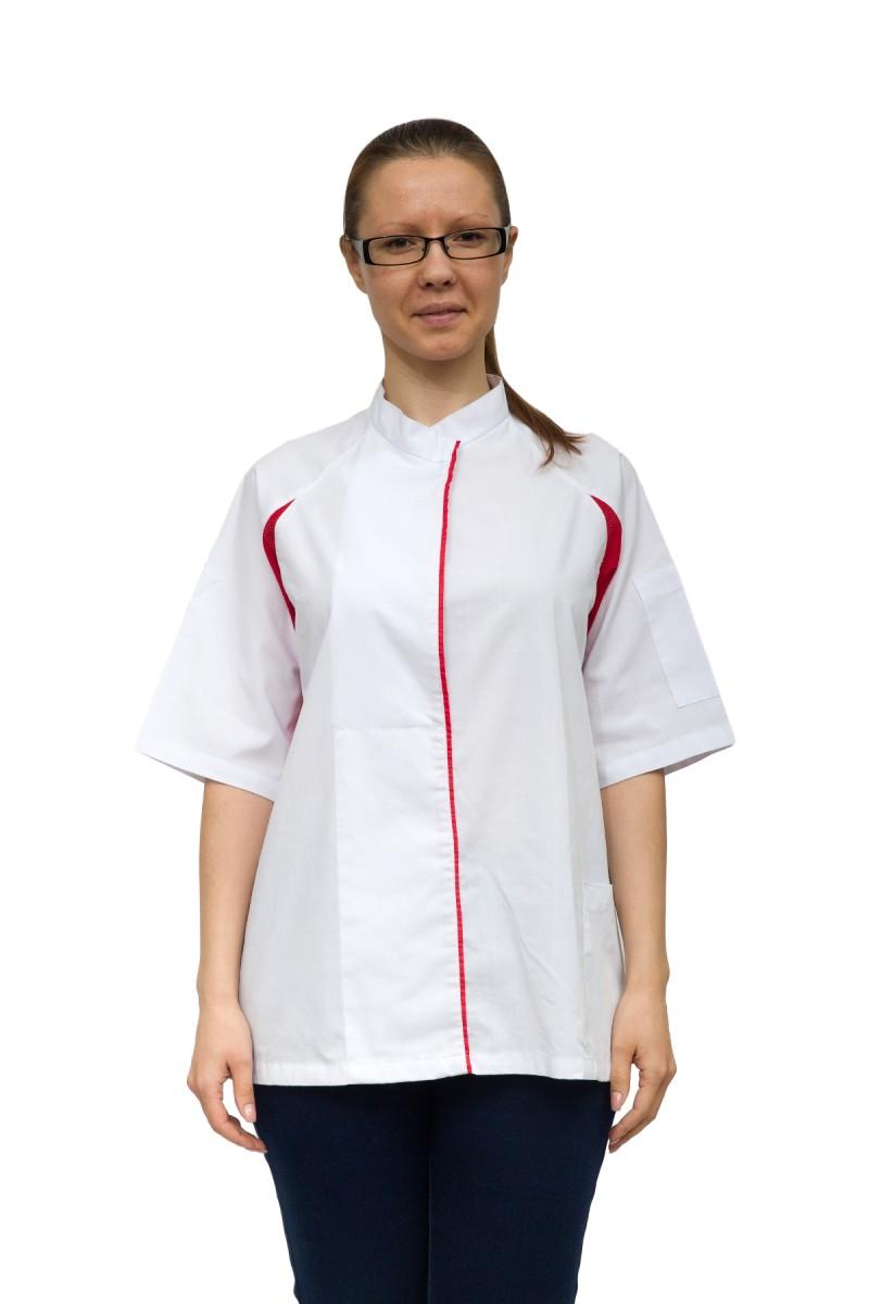 Блуза поварская облегченная